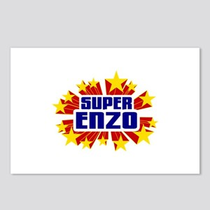 Enzo the Super Hero Postcards (Package of 8)