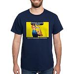 Strong Chicks Rule! Dark T-Shirt (Men's cut)
