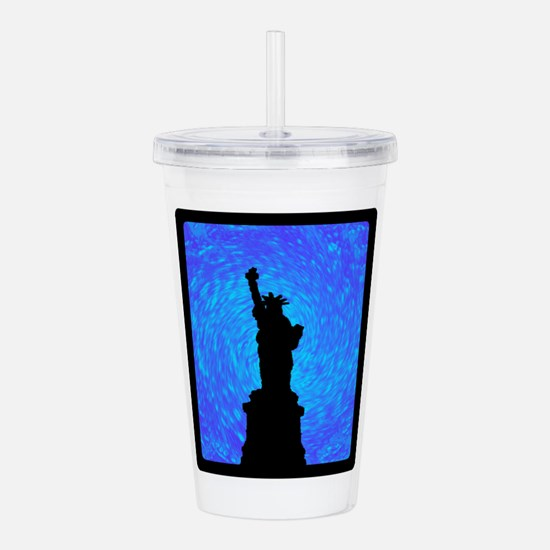 STANDS FOR LIBERTY Acrylic Double-wall Tumbler