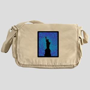 STANDS FOR LIBERTY Messenger Bag