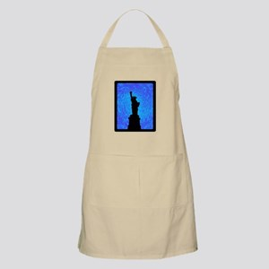 STANDS FOR LIBERTY Light Apron