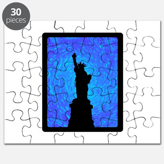 STANDS FOR LIBERTY Puzzle