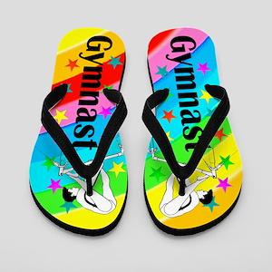 GYMNAST GIRL Flip Flops