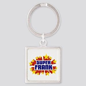 Frank the Super Hero Keychains