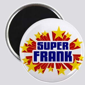Frank the Super Hero Magnet