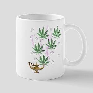 Magic Marijuana Art Mug
