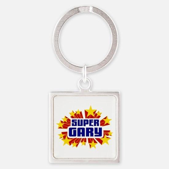 Gary the Super Hero Keychains