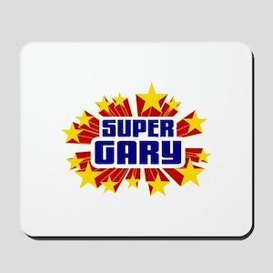 Gary the Super Hero Mousepad