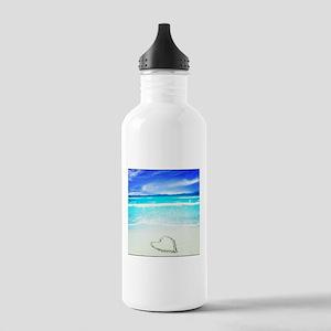 Message Water Bottle