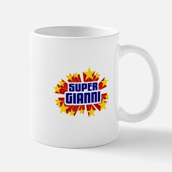 Gianni the Super Hero Mug