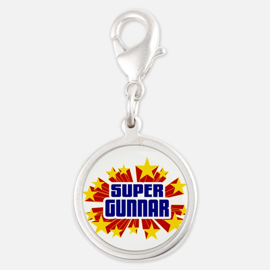 Gunnar the Super Hero Charms