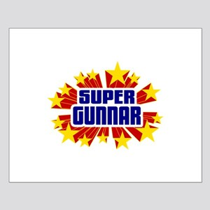 Gunnar the Super Hero Posters