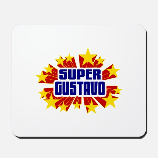 Gustavo the Super Hero Mousepad