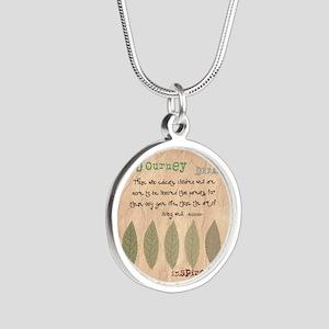 retired teacher INSPIRE PILLOW Necklaces