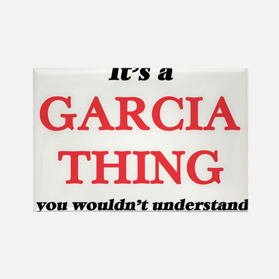 It's a Garcia thing, you wouldn't Magnets