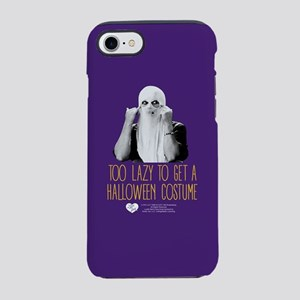 I Love Lucy Too Lazy Costume iPhone 7 Tough Case