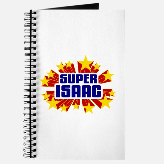 Isaac the Super Hero Journal