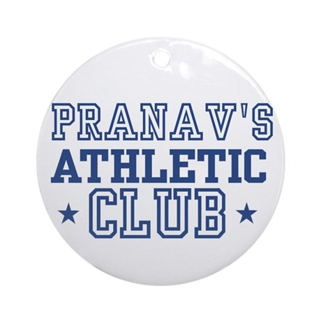 Pranav Ornament (Round)