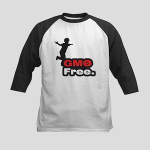 GMO Free - Kids Baseball Jersey