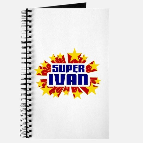 Ivan the Super Hero Journal