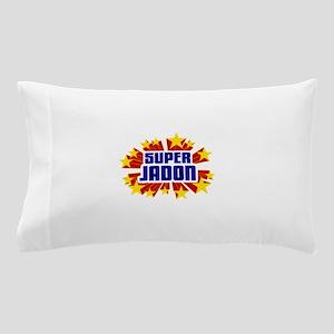 Jadon the Super Hero Pillow Case