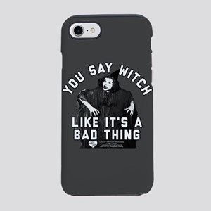 I Love Lucy You Say Witch iPhone 7 Tough Case