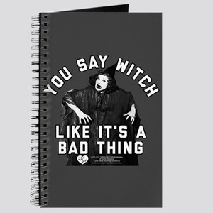 I Love Lucy You Say Witch Journal