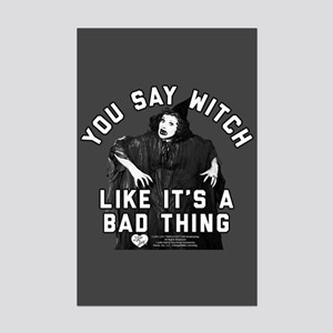 I Love Lucy You Say Witch Mini Poster Print
