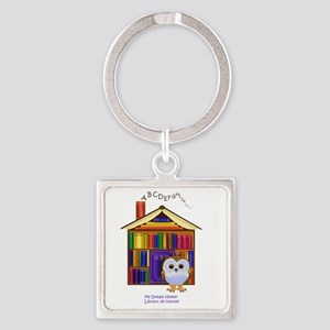 Dream Home - Library! Keychains