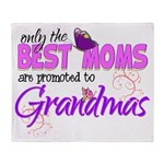 Grandma Promotion Throw Blanket