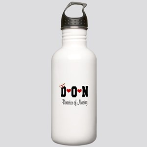 Director of Nursing (DON) Stainless Water Bottle 1