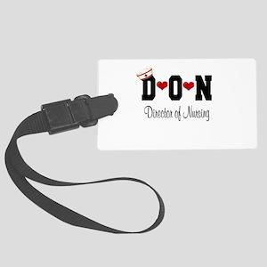 Director of Nursing (DON) Large Luggage Tag