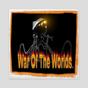 war of the worlds Queen Duvet
