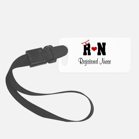 Registered Nurse (RN) Luggage Tag