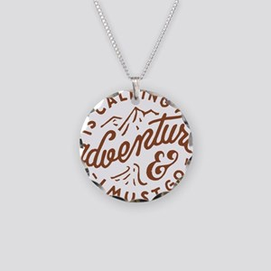 Adventure is Calling Necklace
