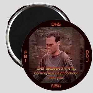 Federal Brownshirts Magnet