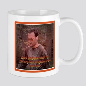 Federal Brownshirts Mug