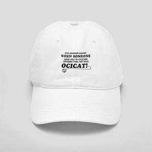 Ocicat designs Cap