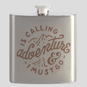 Adventure is Calling Flask