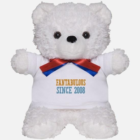 Fantabulous Since 2008 Teddy Bear