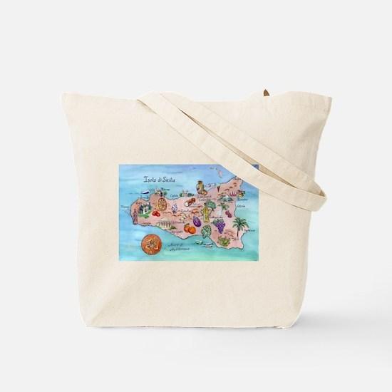 Sensational Siclians Tote Bag