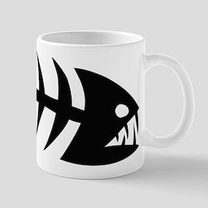 Scary fish Mug