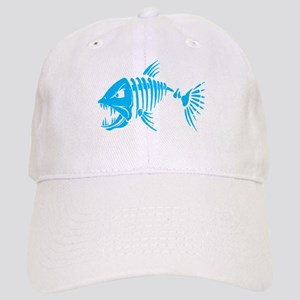 Pirate fish Baseball Cap