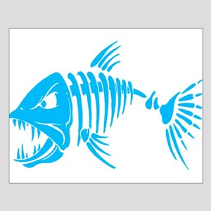 Pirate fish Posters