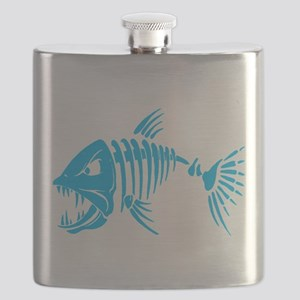 Pirate fish Flask