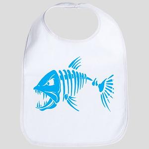 Pirate fish Bib
