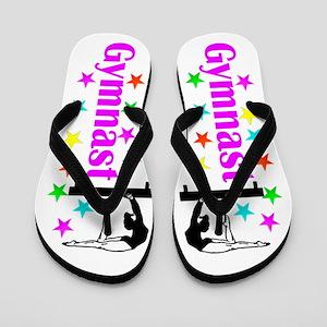 SUPERB GYMNAST Flip Flops