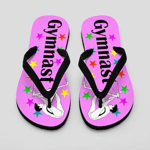 STUNNING GYMNAST Flip Flops