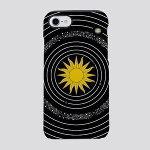 Solar System Sun & Planets iPhone 7 Tough Case