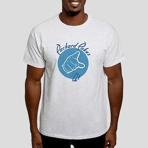 Packard Pokes At No white Circle T-Shirt